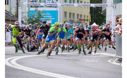 Inline polmaraton BB z môjho pohľadu