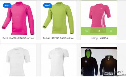 Termo prádlo Lasting - prečo ÁNO