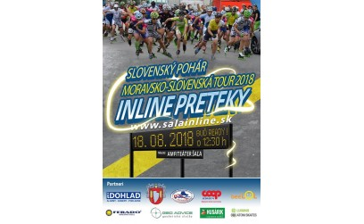 Inline skating race for everybody Šaľa INLINE