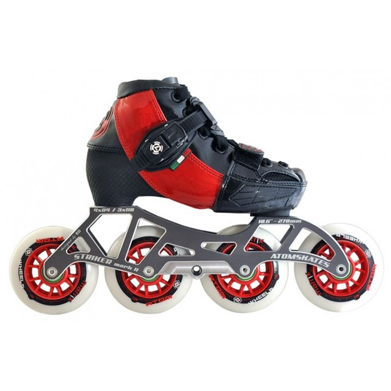 Luigino Challenge KIDs adjustable RED