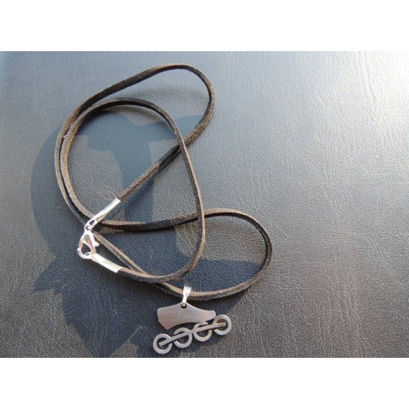 Stainless steel necklace model 2