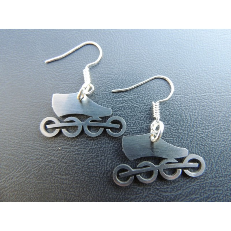 Stainless steel earings model 2