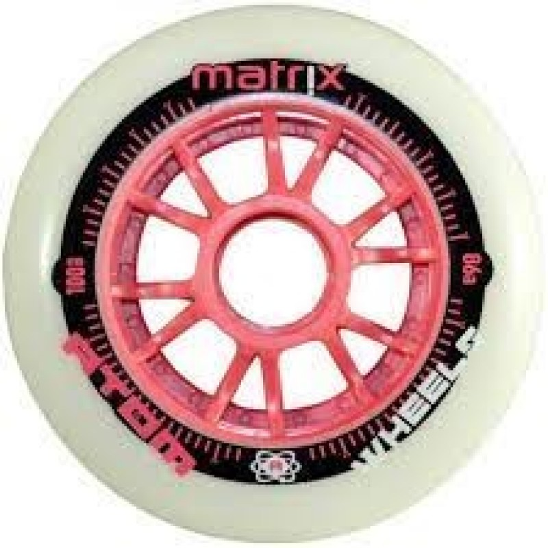 Atom Matrix 90mm 86A 1pcs. pink