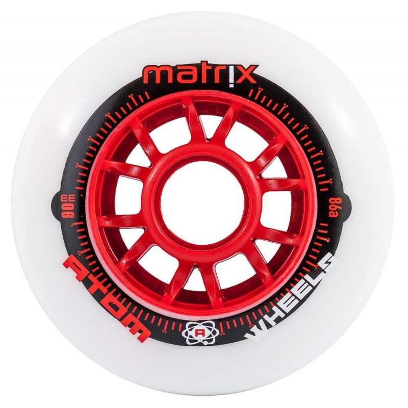 Atom Matrix 90mm 86A 1pcs red