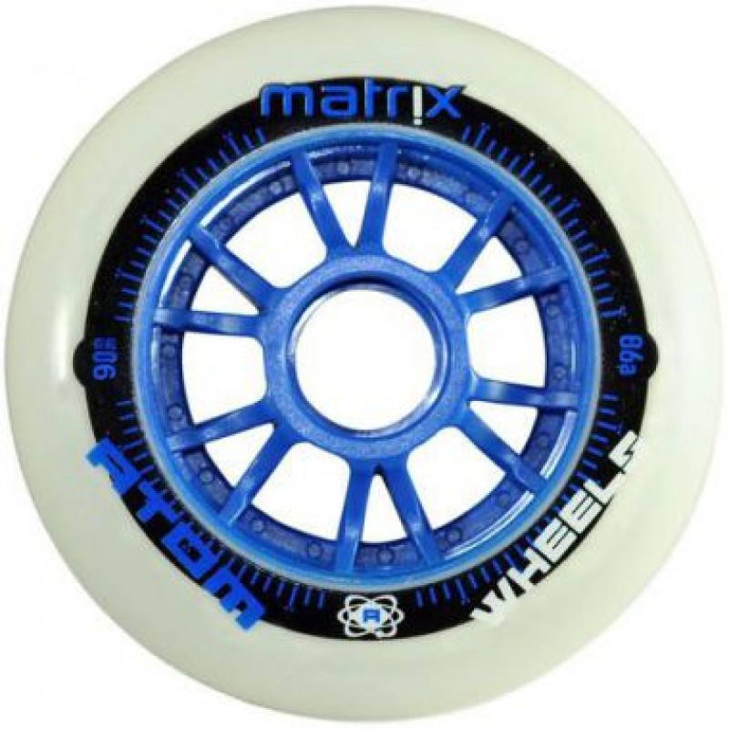 Atom Matrix 90mm 86A 1pcs blau
