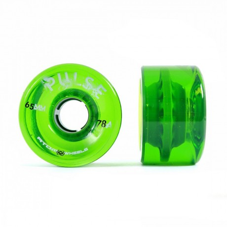 ATOM Pulse 65mm 78A 1pcs blue,red,purple,pink,green,smoke