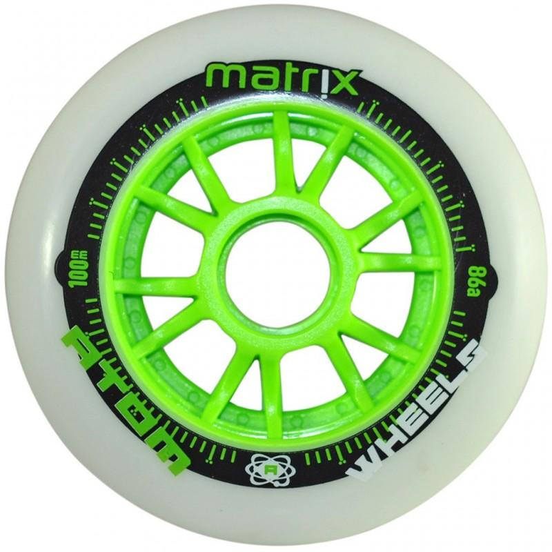 Atom Matrix 100mm 86A 1pcs green